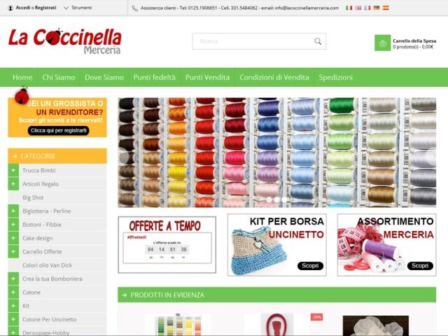 La Coccinella Merceria